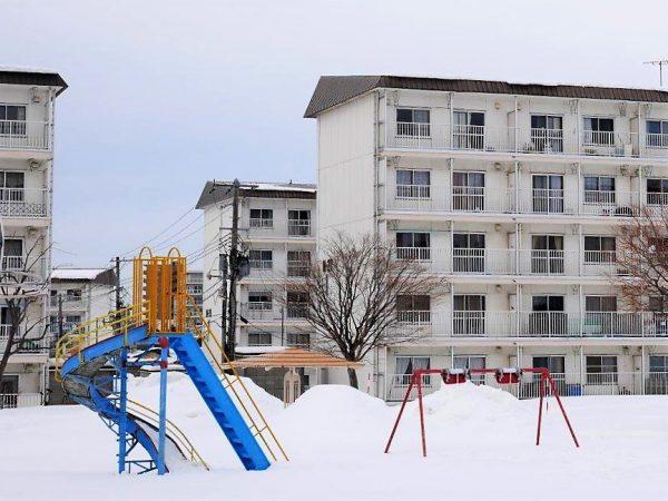 団地の空き部屋に学生が入居。札幌市と大学のタッグで、市営住宅の ...