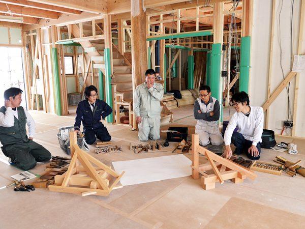 地元工務店の力を集結 ハウスメーカー時代に業界改革に挑む 広島県工務店協会 の取り組みとは 住まいの本当と今を伝える情報サイト Lifull Home 039 S Press