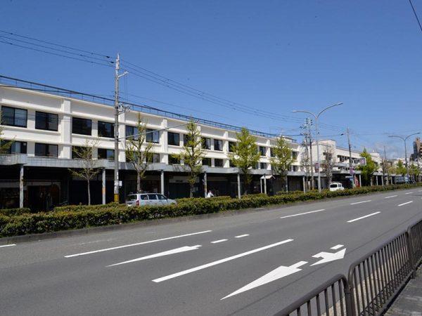 の 街灯 繁栄 神戸ABCの旅(9)「I」板宿